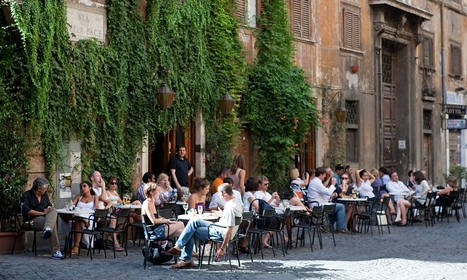 Antico Caffè della Pace, Rome's cafe to the stars, faces eviction - The Guardian | ROME TOURISM | Scoop.it