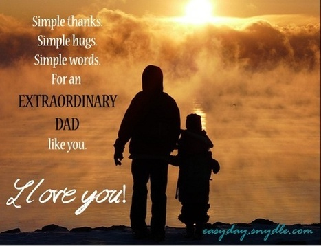 Beautiful Happy Father's Day Poems 2014 from Son and Daughter | Happy Fathers Day Quotes 2014 And Greetings Wishes | Scoop.it
