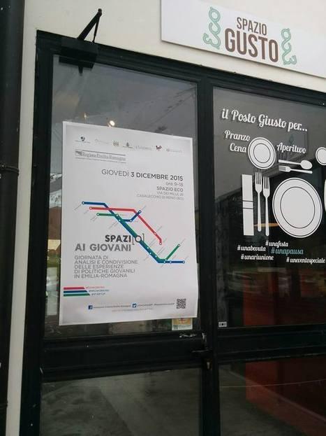 Spazi[o] ai giovani, le Politiche Giovanili in Emilia Romagna - Infoegio - Blog | Infoegio's Scoop.it | Scoop.it