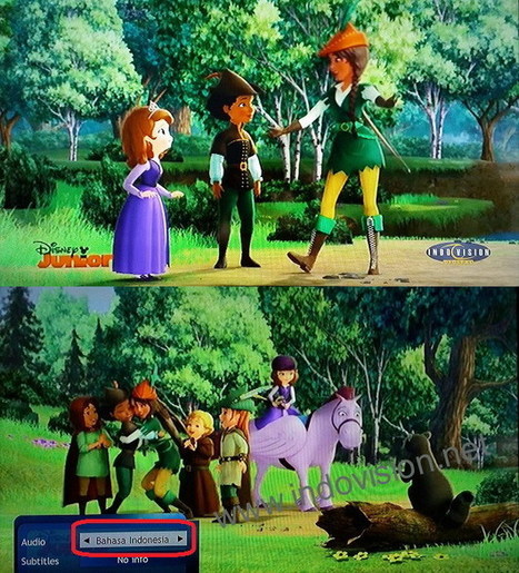 Disney Junior Dengan Bahasa Indonesia, Anak Jadi Betah Di Rumah | Indovision Digital Television | Scoop.it