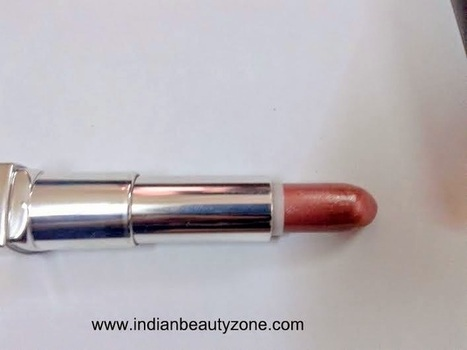 Indian Beauty Zone: Maybelline Color sensational Lipstick Nearly There Review : Swatches and LOTD | Make Up Fantasy | Scoop.it