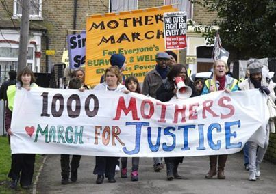 1000 Mothers March for Justice | SocialAction2014 | Scoop.it