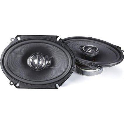 "Kenwood KFC-C6895PS 6""x8"" Performance Series 3-Way Custom Fit Coaxial Car Speakers | Electronics | Scoop.it"