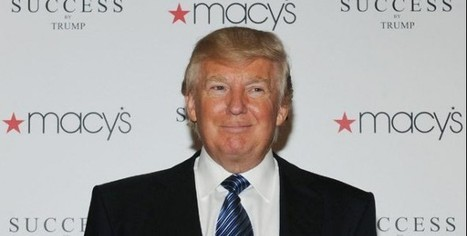 Donald Trump Partnership Ruins Macy's Popularity | Daily Crew | Scoop.it