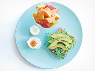 This is what a healthy breakfast looks like | INTERPRETING | Scoop.it