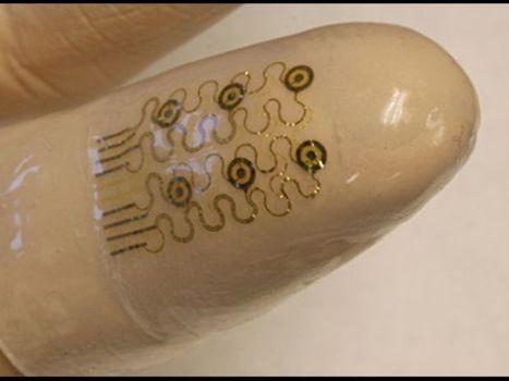"Cientistas desenvolvem ""dedo inteligente"" para melhorar o tato - Terra Brasil | IdeiotaS | Scoop.it"