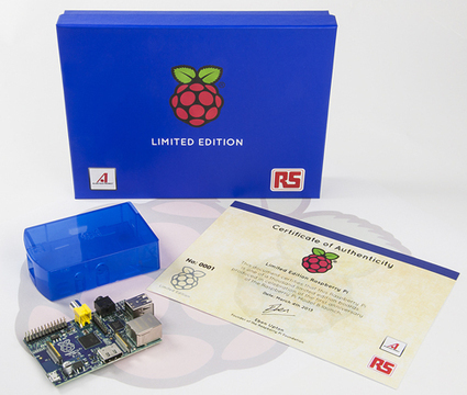 Blue Pi!   Raspberry Pi   Linux and Open Source   Scoop.it