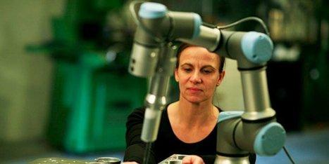 Comment les robots et cobots vont prendre place dans notre quotidien | Post-Sapiens, les êtres technologiques | Scoop.it