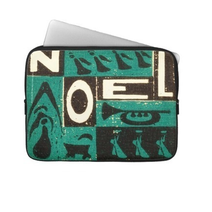 Noel Green Laptop Sleeves | Z Artwork | Scoop.it