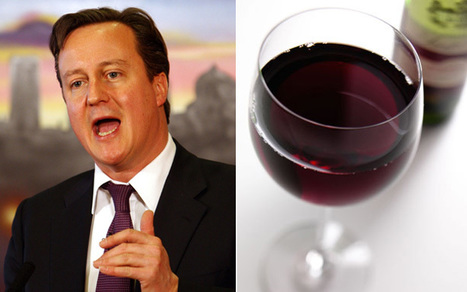 David Cameron plans minimum alcohol price in England - Telegraph | Microeconomics - Markets in action | Scoop.it