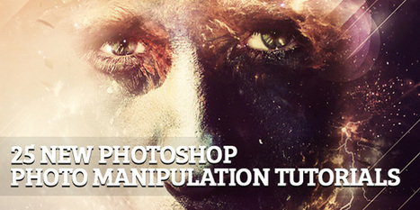 Photoshop Photo Manipulation Tutorials | Webdesign & Graphics | Scoop.it