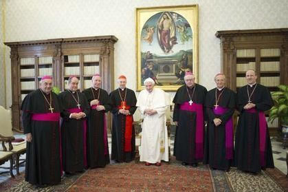Benoît XVI n'a pas démissionné à cause de l'affaire Vatileaks | Comment informer sur le Vatican ? | Scoop.it
