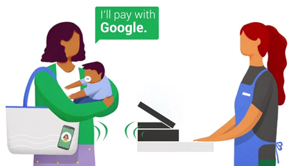 Tamebay writes about 'Hands Free' payments by Google  | A Fresh Look at the Latest UK Marketing News | Scoop.it
