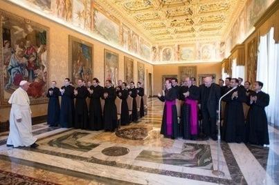 Aux futurs nonces, le pape donne une mission par continent - La Croix   Echos des Eglises   Scoop.it