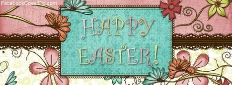 Happy Easter Day 2014 Facebook Timeline Cover | Jobs in Peshawar - Bayrozgar.com | Scoop.it