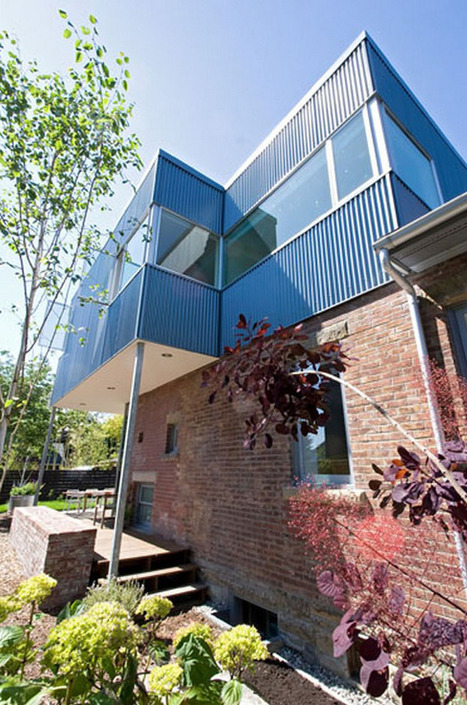 inspirational brick architecture modern - zimagz.com | Container Architecture | Scoop.it