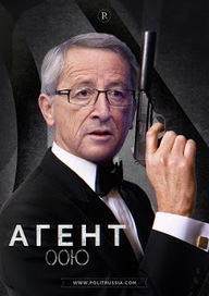 """Putin's agent #1"": Jean-Claude Juncker and the struggle for an independent Europe 