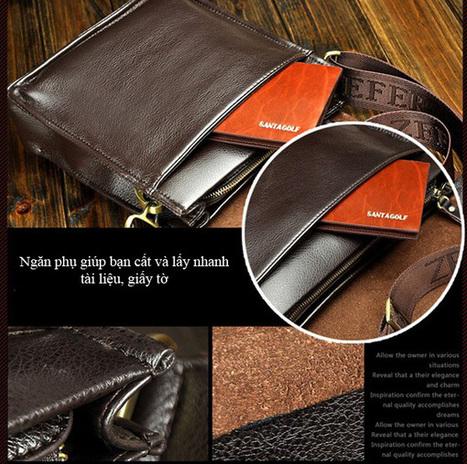 Túi xách nam thời trang cao cấp ZEFER – ZF3 sale off   Đổ mực máy in tại nhà   Scoop.it
