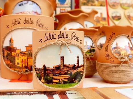 Città della Pieve in Umbria: saffron, restaurants and local feasts | Villa in Umbria | Scoop.it