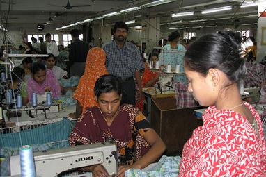 Au Bangladesh, les ouvriers du textile ont enfin un «Smic» | Politique salariale et motivation | Scoop.it