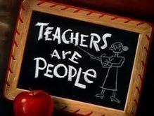 "Teachers Are People Too: Some Musings on Education ""Reform ... | EDucation Leader News | Scoop.it"