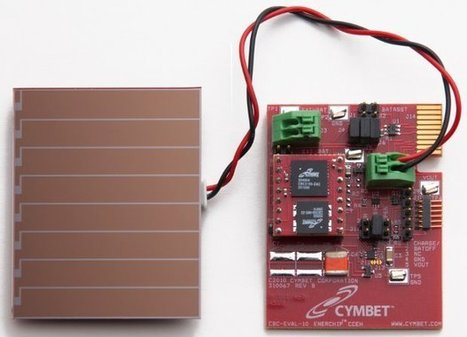 Cymbet EnerChip Solid State Batteries and Energy Harvesting Evaluation Kits | Embedded Systems News | Scoop.it