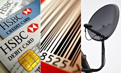 Barcodes, bank cards and digital TV: the secret numbers that run our lives | Guardian | The Programmable City | Scoop.it