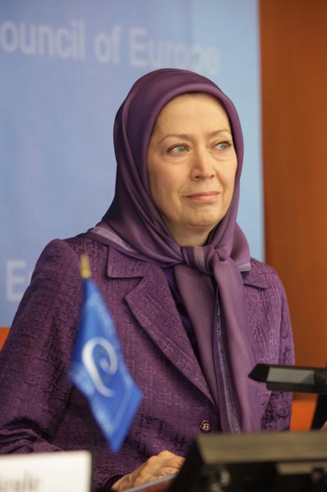 Maryam Rajavi, Iranian opposition leader: Role for Tehran in ISIS fight hinders fight against Islamic extremism | Iran News Update: News from Inside Iran | Scoop.it