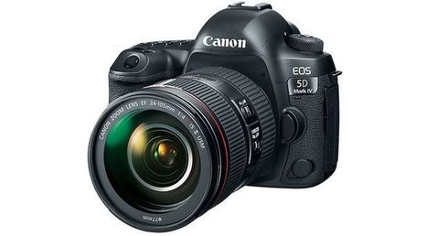 Review: Canon EOS 5D Mark IV by DPReview | Photography Stuff For You | Scoop.it