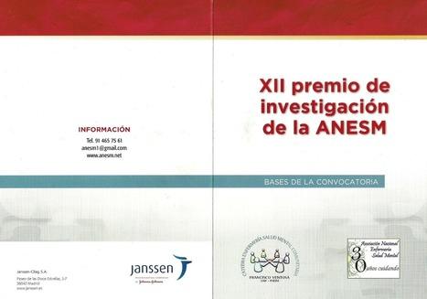 XII Premio de Investigación ANESM   Enfermería Comunitaria   Scoop.it