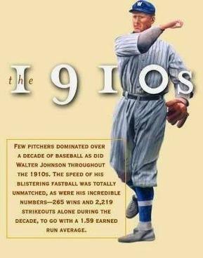 The History of Baseball 1910-1920 | Educationcing | Sara Adam | Scoop.it