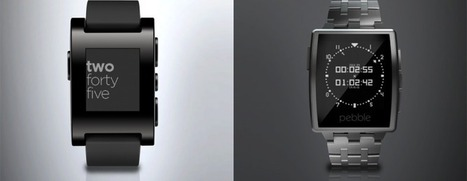 Pebble Launches Android Appstore   Smartwatches   Scoop.it