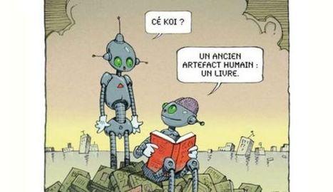 L'intelligence artificielle peut-elle détecter la beauté d'un texte ? | Les Mots et les Langues | Scoop.it