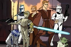 Watch Star Wars: The Clone Wars TV Show Online | Visit and Watch TV Shows Online | Scoop.it