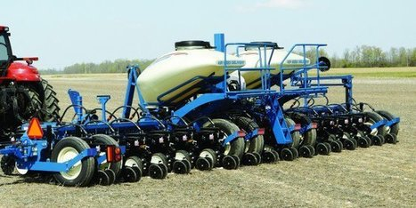 Electric Drive Available in Kinze's 3660 Planters for 2016 | International Journal of Biomolecules and Biomedicine (IJBB) | Scoop.it