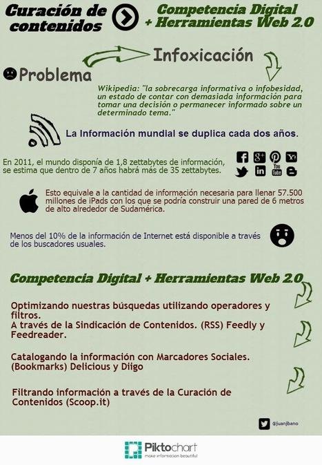 Representando visualmente la información: las #infografías. | Comunicación, desarrollo, social media, E-learning y TIC | Scoop.it