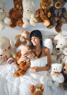 New Study Confirms that Owning Teddy Bears Does Not Reflect Immaturity. | No Such Thing As The News | Scoop.it