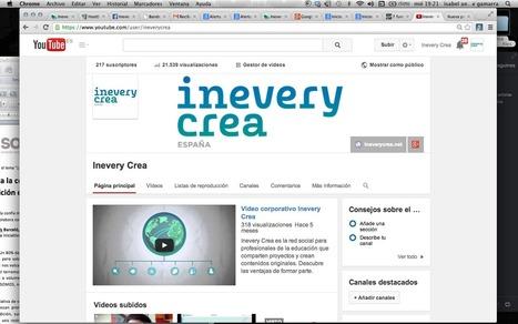 7 usos de Youtube para la creación de contenidos educativos que desconocías | PLE | Scoop.it