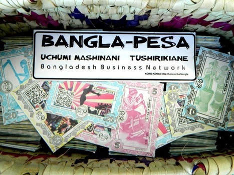 Bangla-Pesa Launch: a local currency for Kenya to sustain citizens | Nouveaux paradigmes | Scoop.it