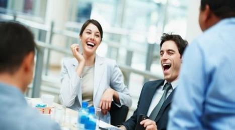 7 razones por las cuales el humor es la clave del éxito profesional | Café puntocom Leche | Scoop.it