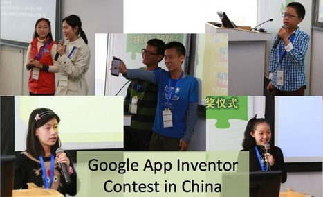 MIT App Inventor | Explore MIT App Inventor | Art (Ere)  Numérique | Scoop.it