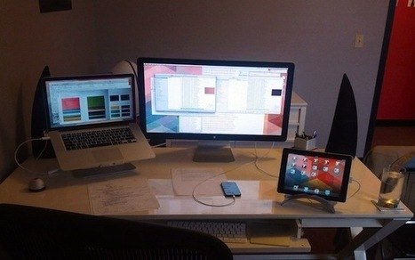 How to Use Your Tablet as a Second Monitor | Wepyirang | Scoop.it