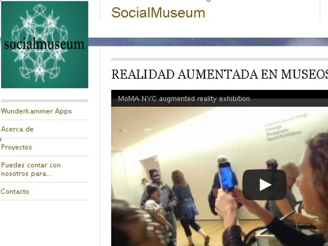 REALIDAD AUMENTADA EN MUSEOS | educARTE | Scoop.it
