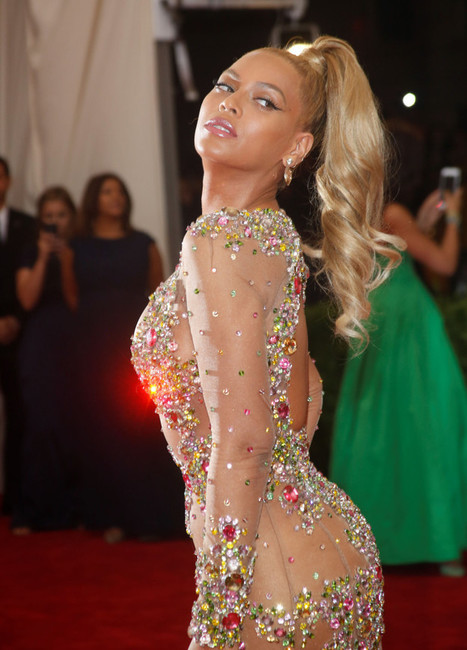 Beyonce slayed it at the Met Gala 2015 | Entertainment | Scoop.it