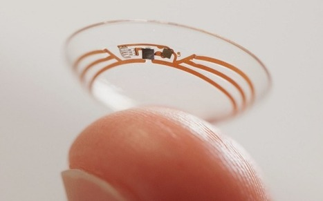 Google testing contact lens that can monitor glucose levels | Latest News Tech&Env | Scoop.it