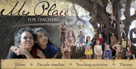 My Place for teachers | migration and Australian heritage | Scoop.it