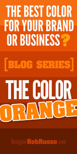 Orange Logo | Best Color for Branding | Popular Logo Colors | My Brand | Scoop.it