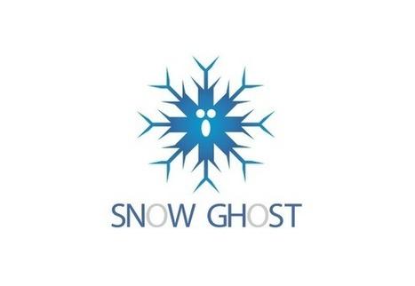 25 Creative Snowflake Logo Designs   Design   Scoop.it