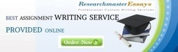Penning down Ease and Convenience with Best Assignment Writing Services | Research Master Essays | Scoop.it