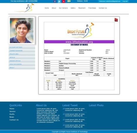 www.kebhari.com - Web Based School Management system-Kolkata -Web projects & Discussions | Asp.Net Live project Training in Kolkata | Scoop.it